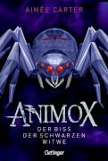 Carter, Animox 4 Schwarze Witwe