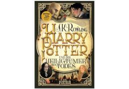 Harry Potter - Teil 7: Harry Potter und die Heiligtümer des Todes, Hardcover, 752 Seiten, ab 10 Jahren