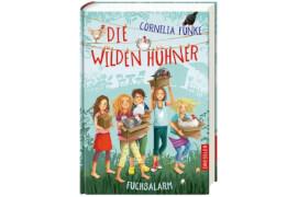 Die wilden Hühner - Fuchsalarm, Band 3, Lesebuch, 272 Seiten, ab 9 Jahren