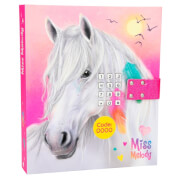 Depesche 10237 Miss Melody Tagebuch mit Code und Sound,