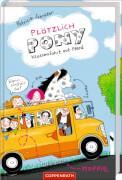 Coopenrath Verlag Buch ''Plötzlich Pony - Klassenfahrt mit Pferd'', Band 2, gebundenes Buch, 144 Seiten, ab 8 Jahren