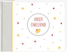 Eintragalbum - Unser Enkelkind, BabyGlück