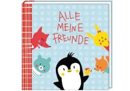 Freundebuch - Alle meine Freunde  Pinguin