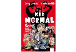 James, Greg/Smith, Chris: Kid Normal  So sehen Helden aus! (1)