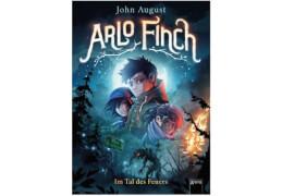 August, John/Vogt, Helge: Arlo Finch im Tal des Feuers
