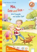 Nahrgang, Frauke/Bruder, Elli: Mein Abc-Lesestart  Mia, Leo und Fox  drei Freunde auf heißer Spur