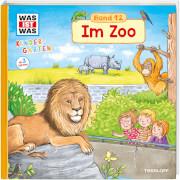Tessloff WAS IST WAS Kindergarten, Band 12. Im Zoo