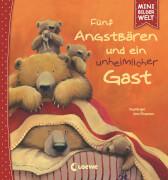 Loewe Mini-Bilderwelt - Fünf Angstbären und ein unheimlicher Gast