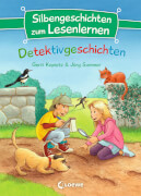 Loewe Silbengeschichten zum Lesenlernen - Detektivgeschichten
