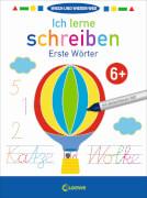 Loewe Wisch und wieder weg - Ich lerne schreiben 6+