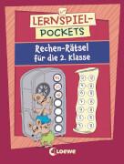 Loewe Lernspiel-Pockets - Rechen-Rätsel für die 2. Klasse