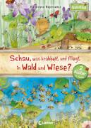 Loewe Schau, was krabbelt und fliegt in Wald und Wiese?