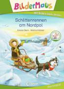 Loewe Bildermaus - Schlittenrennen am Nordpol