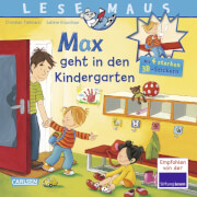 LM Sonderausgabe: Max geht in den KiGa