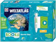 Tessloff BOOKii® Starterset WAS IST WAS Weltatlas