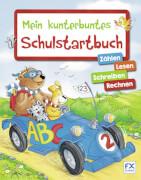 Ravensburger 03147 Mein kunterbuntes Schulstartbuch