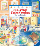 Ravensburger 43770 Mein großes Sachen suchen: Tag und Nacht