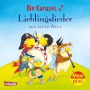 Maxi Pixi 125: Lieblingslieder aus aller Welt