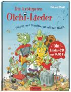 Olchi-Lieder mit CD