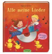 CD Alle meine Lieder (mit Audio-CD)