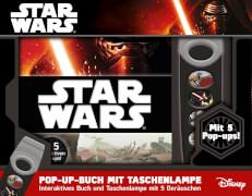 Star Wars: Taschenlampen-Soundbuch