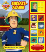 Feuerwehrmann Sam - Einsatzalarm - Klappen-Geräusche-Buch