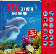 Tiere der Meere und Ozeane - Mit 12 echt