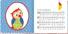 BabyGlück - Meine liebsten Kinderlieder, gebundenes Buch, 18 Seiten, ab 0 Jahren