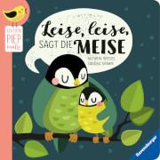 Ravensburger 43787 Edition Piepmatz, Leise, sagt die Meise