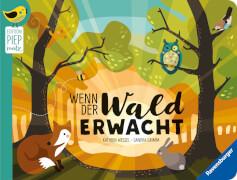 Ravensburger 43789 Edition Piepmatz, Wenn der Wald erwacht