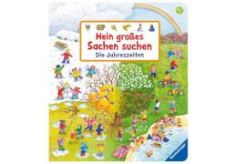 Ravensburger 43792 Mein großes Sachen suchen: Jahreszeiten