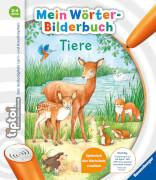 Ravensburger 55419 tiptoi® Mein Wörter-Bilderbuch Tiere-F19