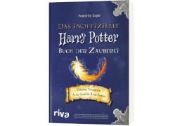Das inoffizielle Harry-Potter-Buch der Zauberei, 224 Seiten, Felxibler Einband, ab 10 Jahre