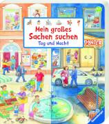 Ravensburger 015092 Mein großes Sachen suchen: Tag und Nacht