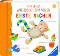 Ravensburger 015115 Mein erstes Wörterbuch zum Fühlen: Erste Sachen