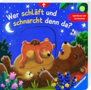 Ravensburger 015153 Wer schläft und schnarcht denn da?