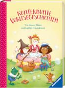 Ravensburger 015238 Kunterbunte Vorlesegeschichten - Von Hexen, Nixen und besten Freundinnen