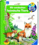Ravensburger 015269 Wir entdecken heimische Tiere