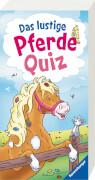 Ravensburger 015412 Das lustige Pferde-Quiz