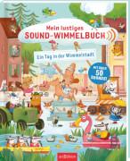 Sound-Wimmelbuch - Ein Tag in der Wimmelstadt