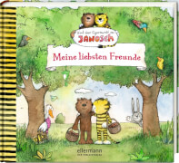 Janosch, meine liebsten Freunde Freundebuch