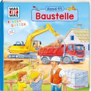 Tessloff WAS IST WAS Kindergarten Band 15. Baustelle
