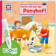 Tessloff BOOKii® WAS IST WAS Kindergarten Komm mit auf den Ponyhof!