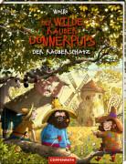 Der wilde Räuber Donnerpups  Band 4 - Der Räuberschatz