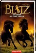 Blitz  Band 4 - Ein Rennen auf Leben und Tod