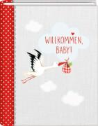 kleine Foto-Einsteckalbum: Willkommen, Baby! BabyGlück