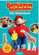 Benjamin Blümchen, Stickerbuch