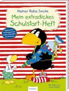 esslinger / Rabe Socke Der kleine Rabe Socke: Mein extradickes Schulstart-Heft