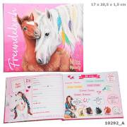 Depesche 10292 Miss Melody Freundebuch, Motiv 1