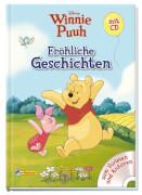 Disney Winnie Puuh: Fröhliche Geschichten mit CD